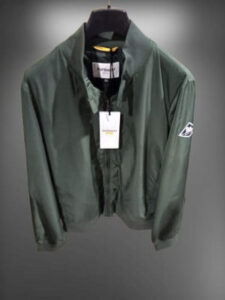 Giacca verde militare roy rogers uomo