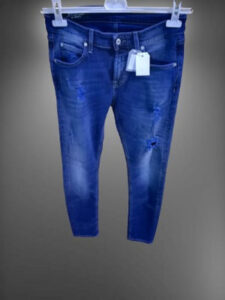 Jeans blu scuro uomo Roy rogers