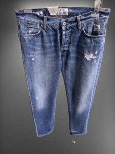 Jeans strappati roy rogers uomo