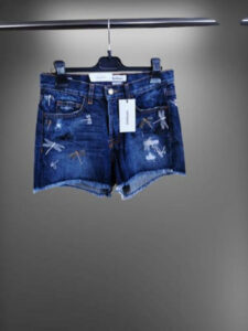 gonna corta jeans roy roger's