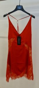 Guess by marciano maglia rossa