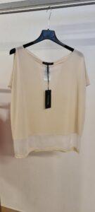 Guess by marciano smanicata beige